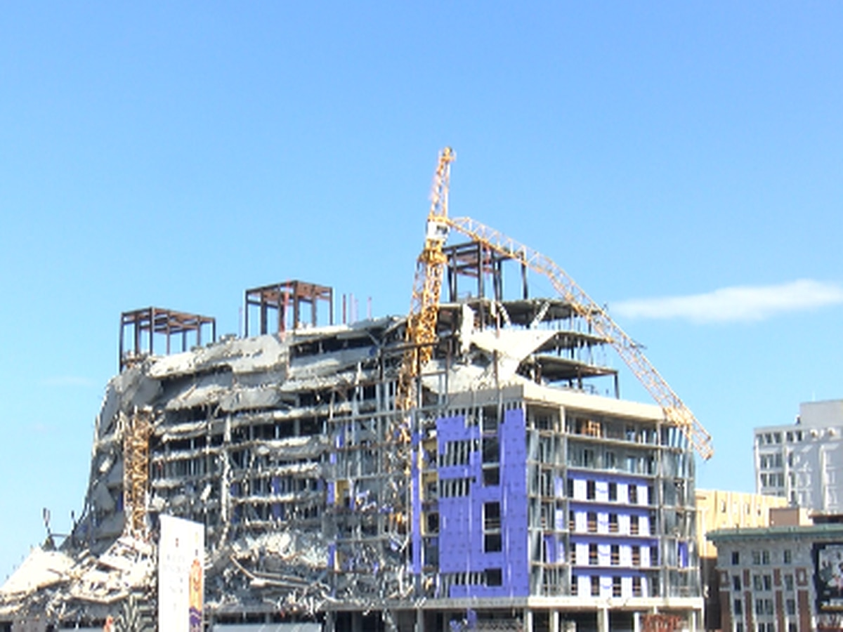 Zurik: Worker at Hard Rock Hotel site describes warning signs ahead of collapse, calls job 'rushed'