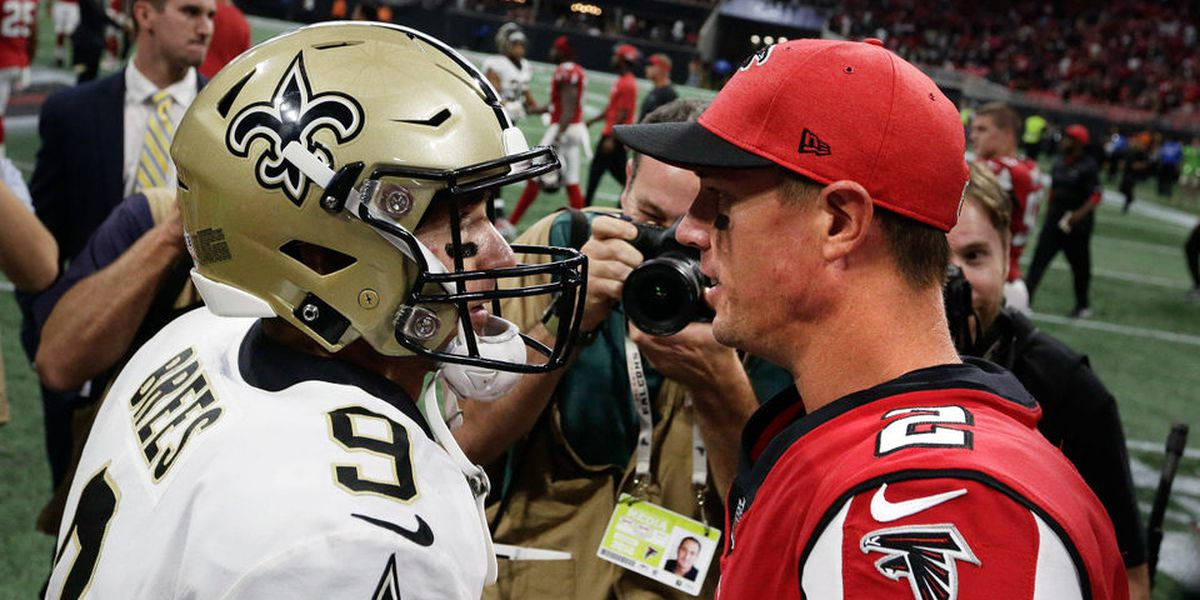 Brees sees no reason why he can't maintain 80 percent completions