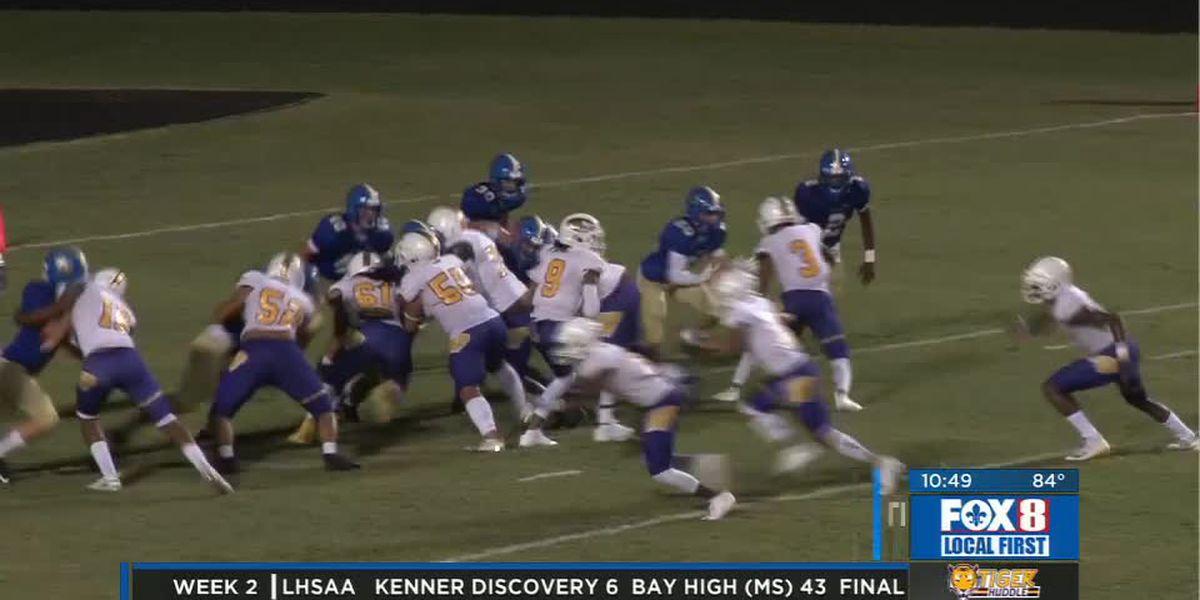 LSU commit Kayshon Boutte and Westgate roll over Vandebilt, 53-13