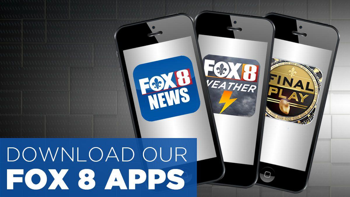 Home - New Orleans News, Weather, Saints - FOX 8, WVUE, fox8live com