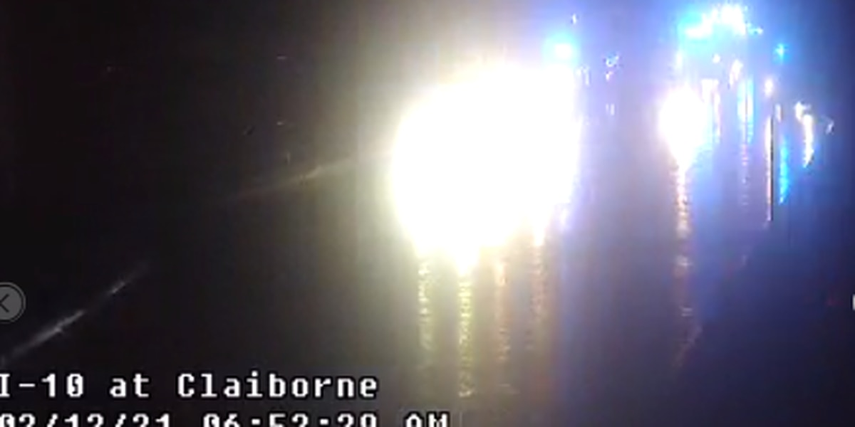 One dead in wreck on I-10