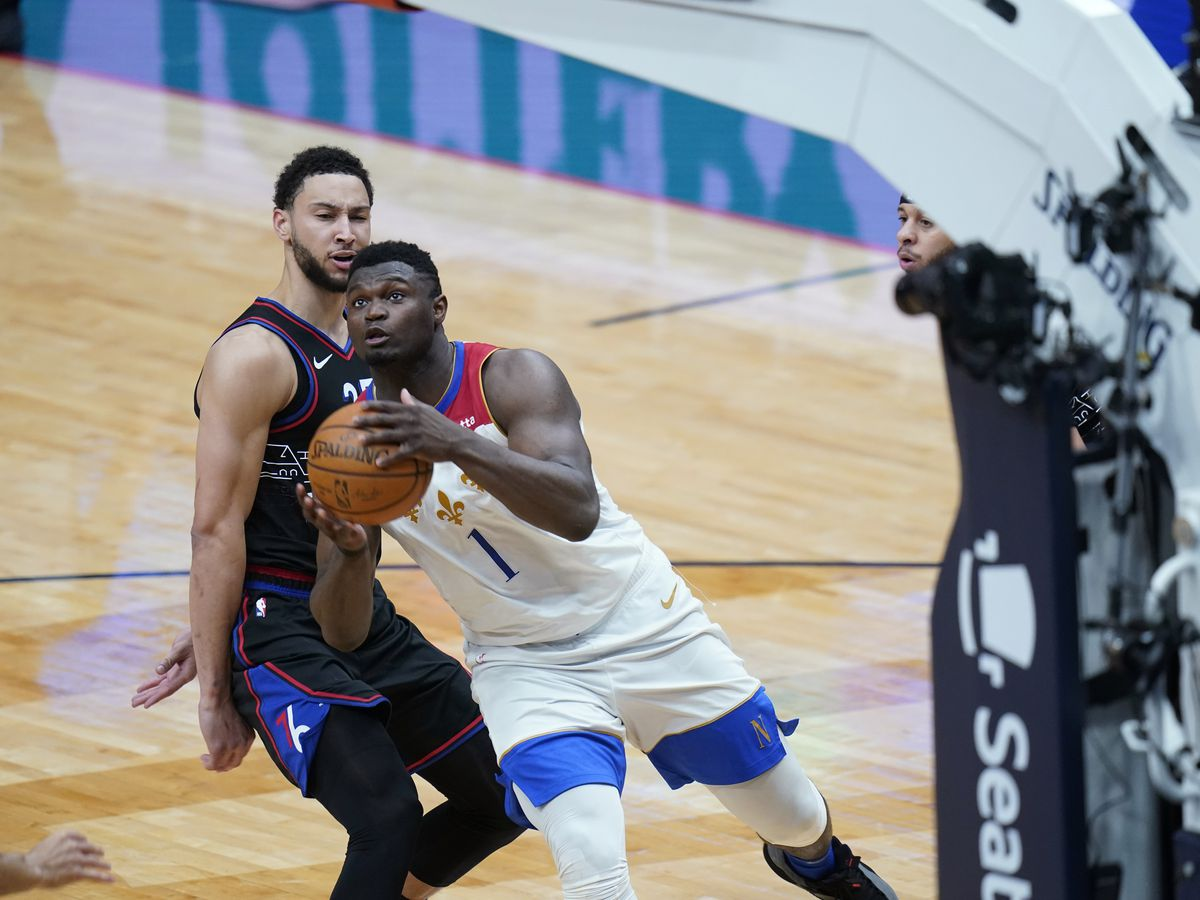 Pelicans' star Zion Williamson out indefinitely with finger fracture