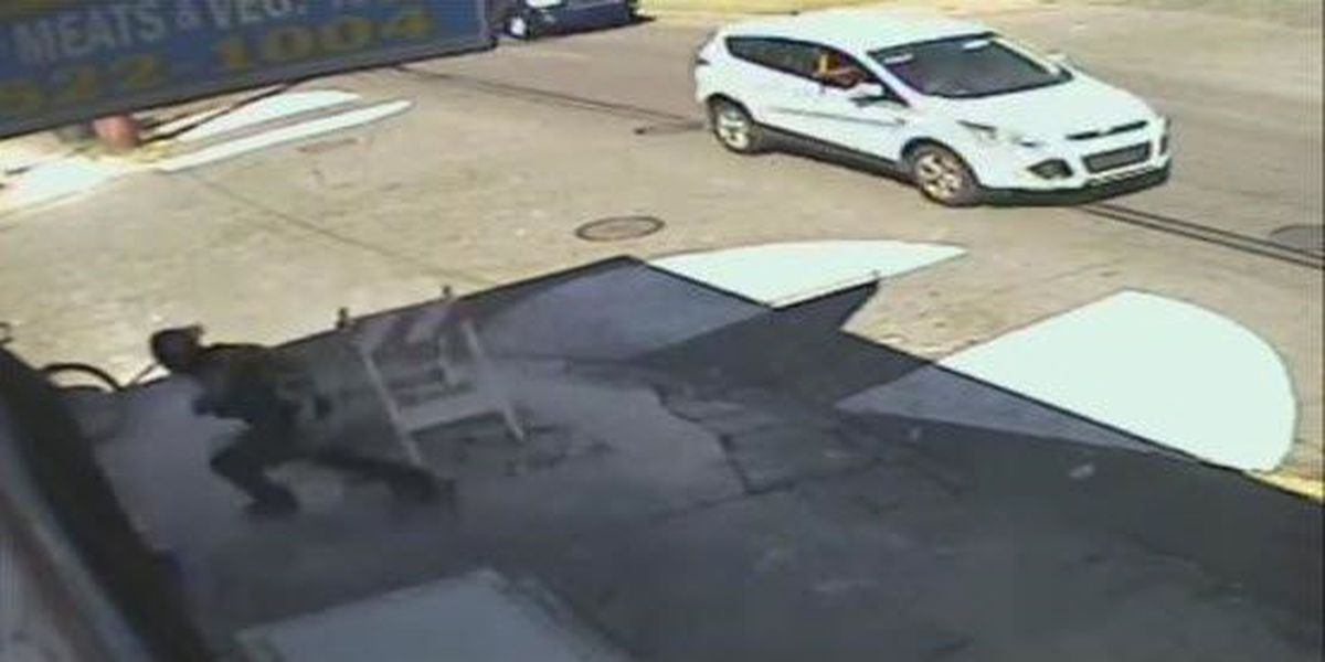 NOPD: Surveillance cameras capture video of possible Central City shooting suspects