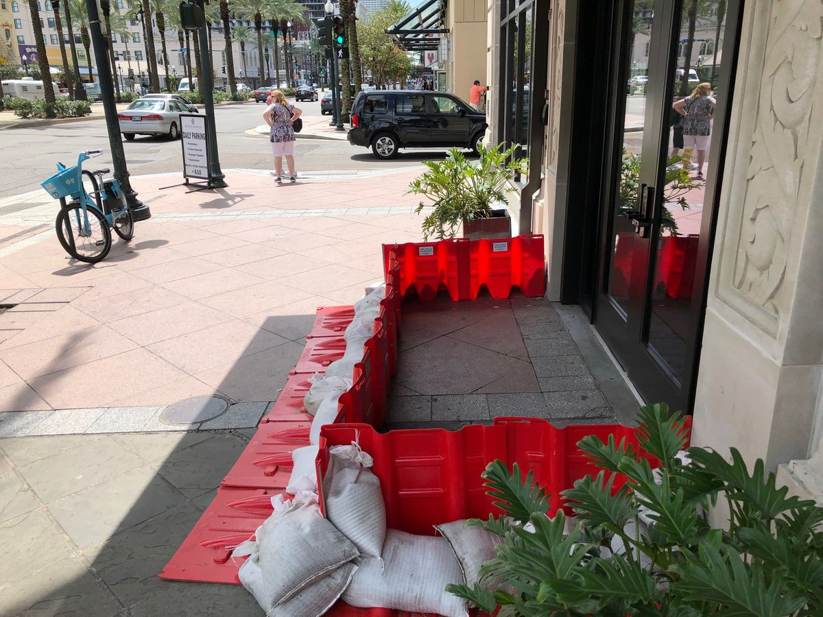 Downtown New Orleans business owners seek help after recurring floods