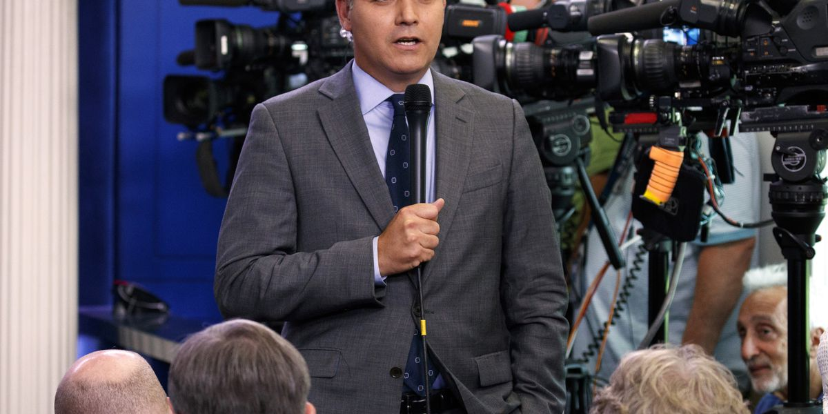 Expert: Acosta video distributed by White House was doctored