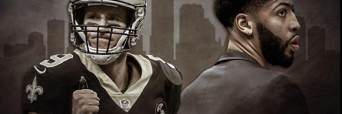 FOX 8 Overtime Podcast #25: Saints Offseason Program concludes, Anthony Davis saga continues