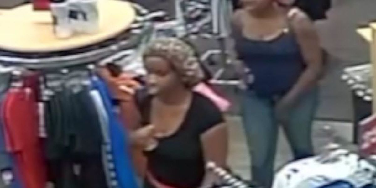 Slidell police search for 'shower cap bandits'