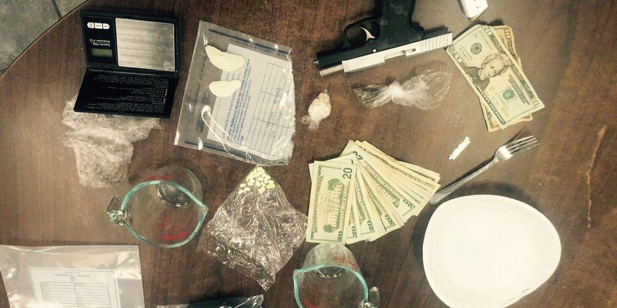 Houma PD: Drug suspect tried running away