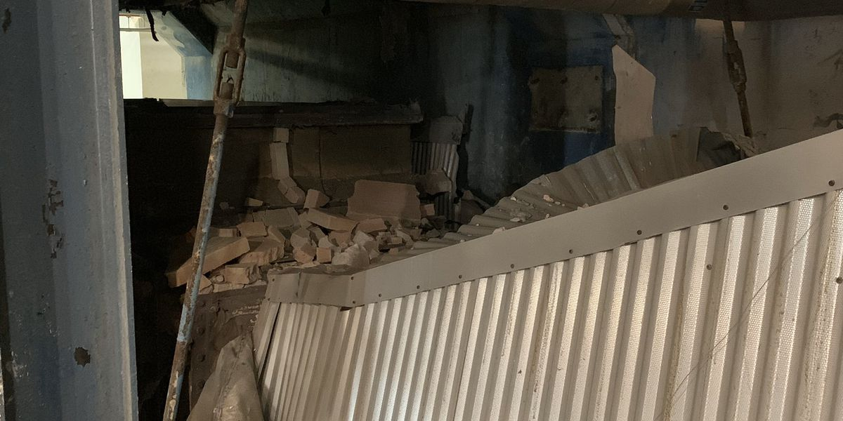 S&WB assessing damage after Carrollton Plant explosion