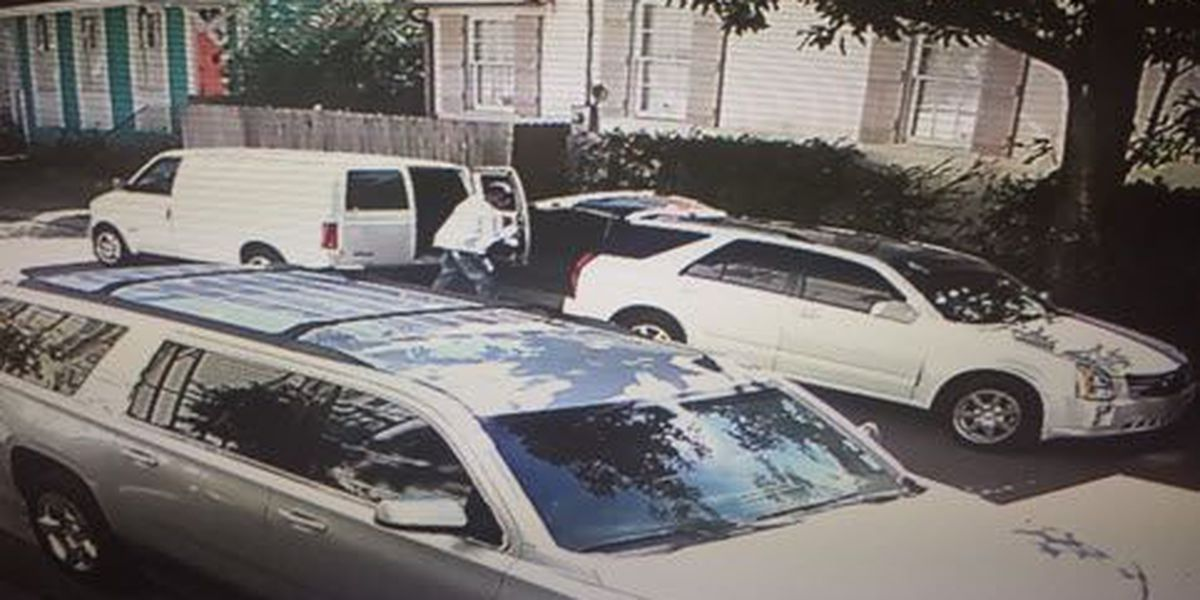 Man wanted for Uptown car burglary