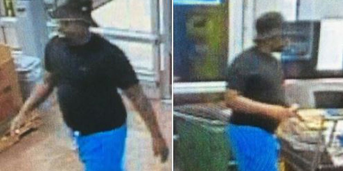 Man sought for stealing Apple Watches from Ponchatoula Walmart