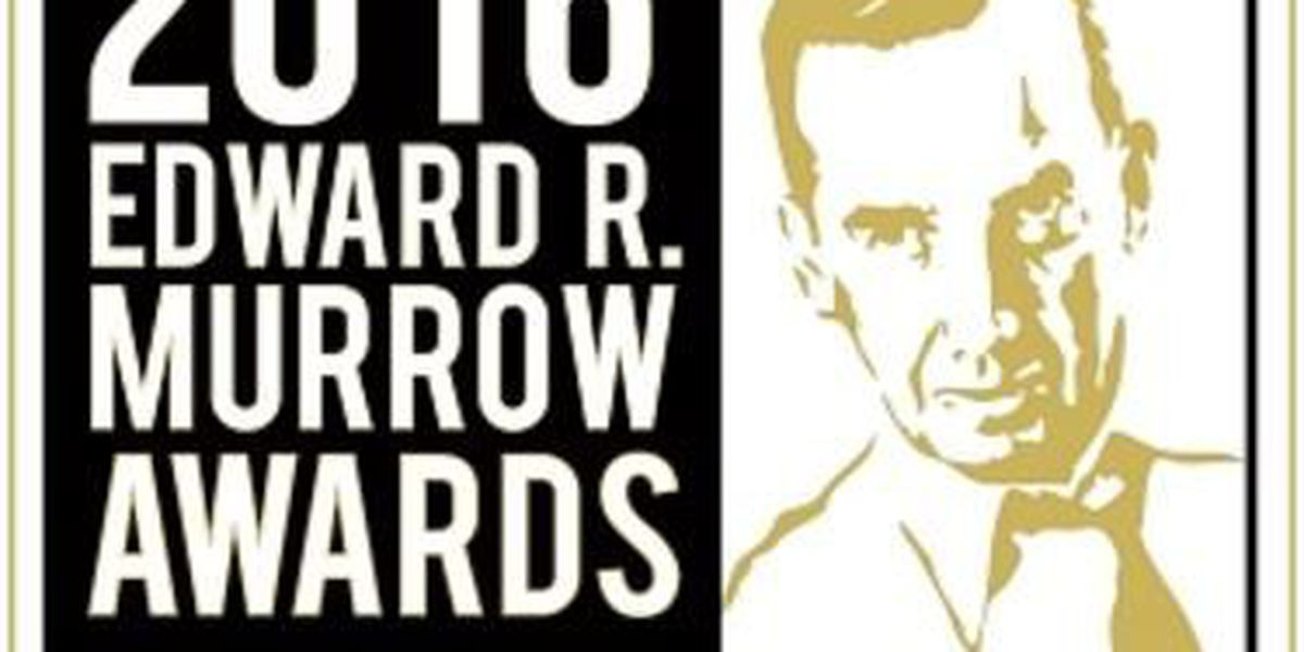 FOX 8 honored with five Regional Edward R. Murrow Awards