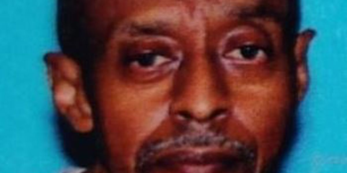 66-year-old man reported missing; last seen at public restroom at New Orleans park
