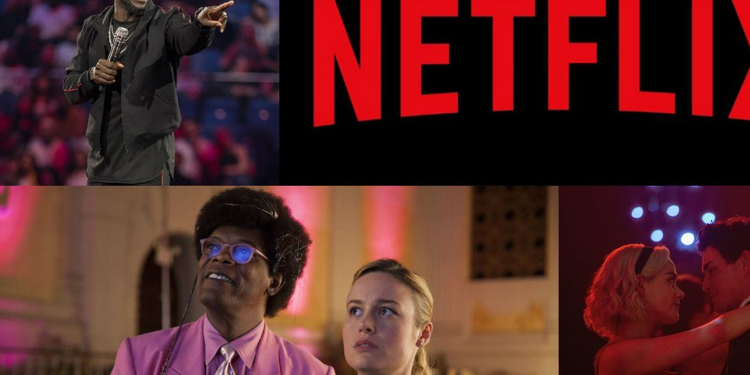 Netflix: What's coming and going in April