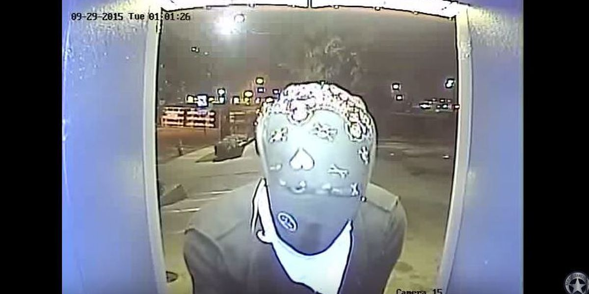 Man seen using stolen card a person of interest in home invasion