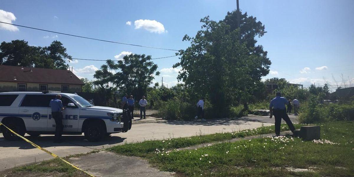 Man's burned body found in Lower 9th Ward