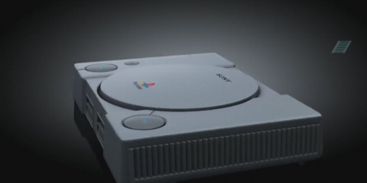Sony is releasing the PlayStation Classic console just in time for Christmas