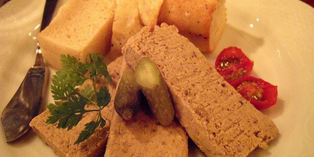 Chef John Folse's Chicken Liver Pate