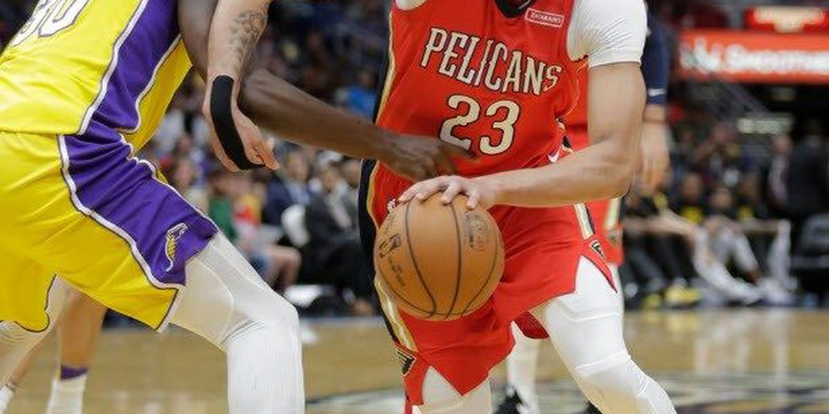 Pelicans fly past Lakers at home, head into All-Star break on three-game winning streak