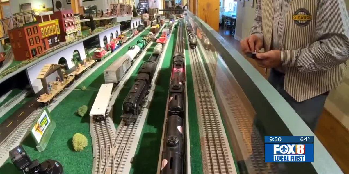 HOL: Model Railroad Club