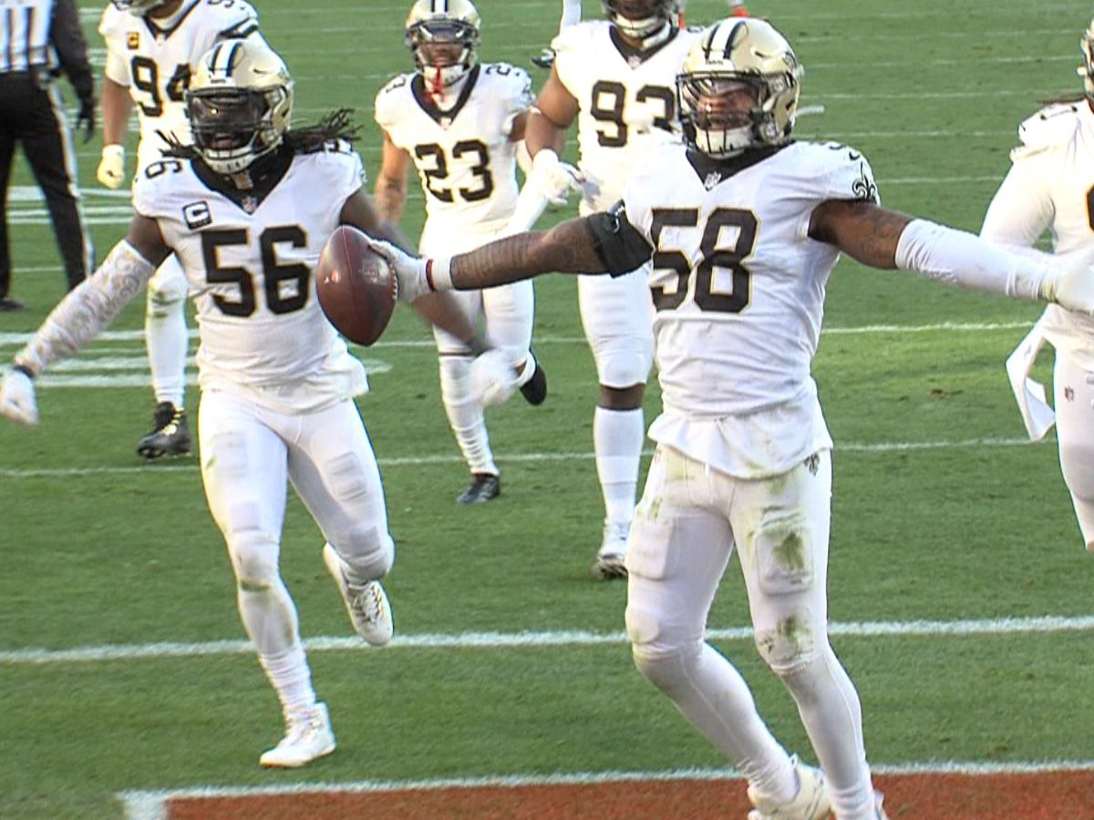 Jeff Duncan: Saints defense is changing perceptions