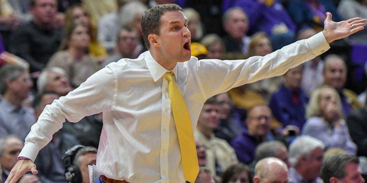 LSU basketball picked No. 3 in SEC preseason poll