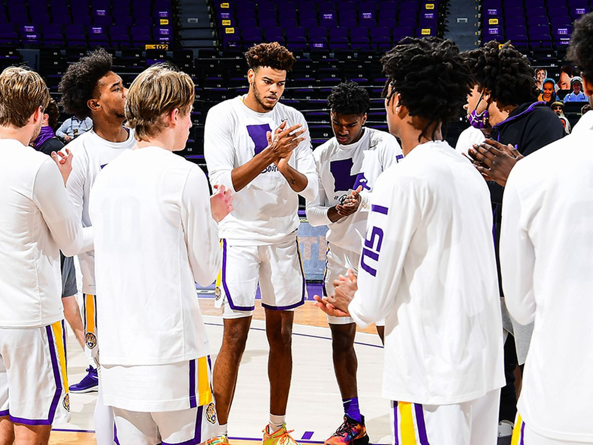 LSU men's basketball game vs North Texas postponed due to COVID-19 protocols