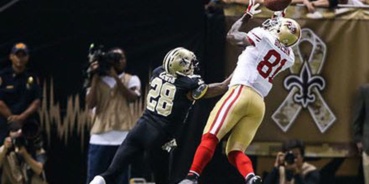 Saints fans crushed by close loss to San Francisco