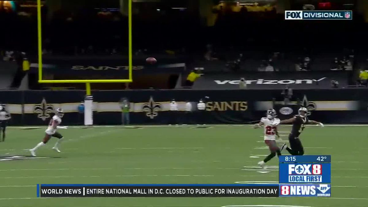 Black and Gold Rewind: Saints fall to Bucs in playoffs