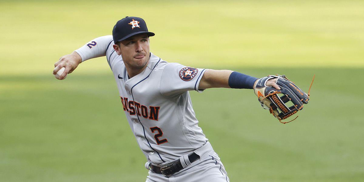 Astros' Yordan Alvarez to have season-ending knee surgery, Dusty Baker says