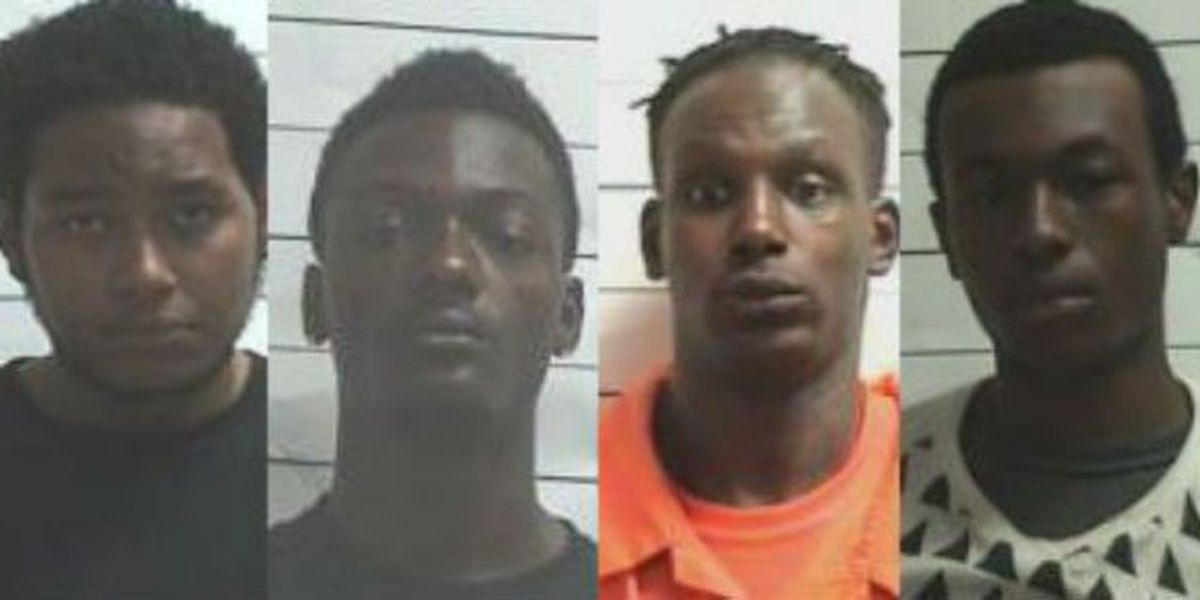 4 convicted in brutal 2017 robbery of French Quarter tourists