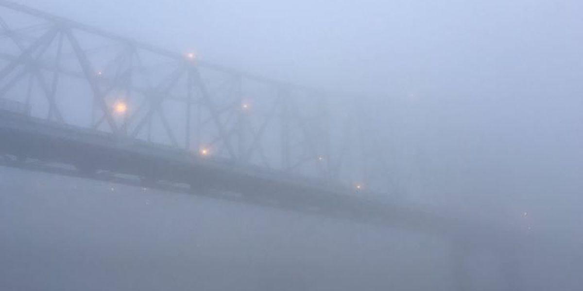 Shelby: Dense Fog Advisory in effect, drive carefully