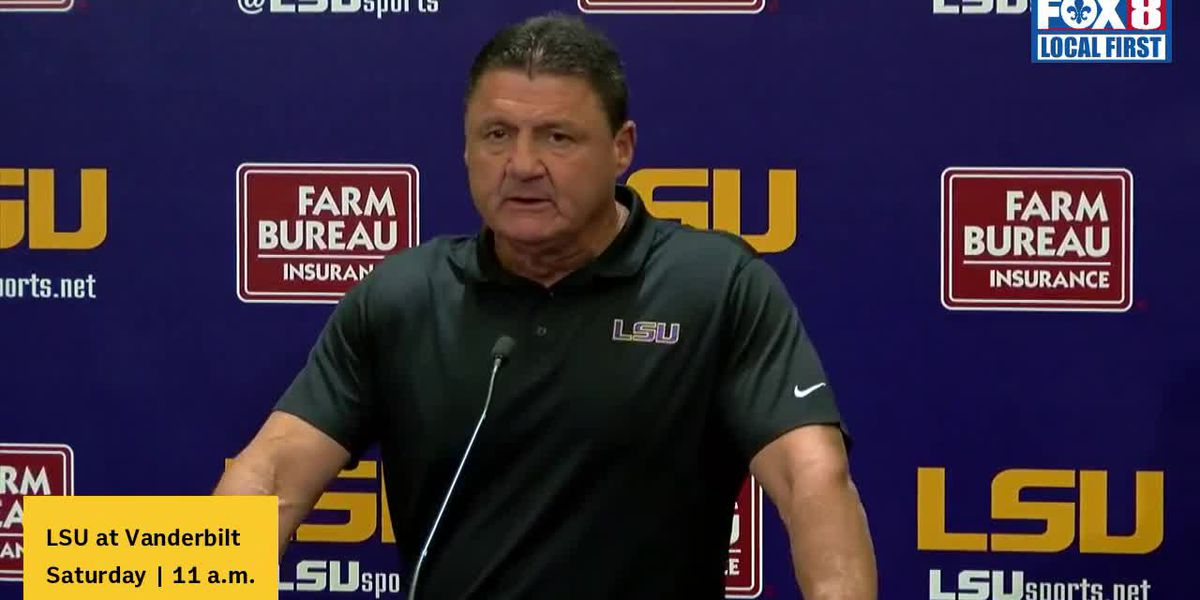 Coach O weekly press conference - Week 4