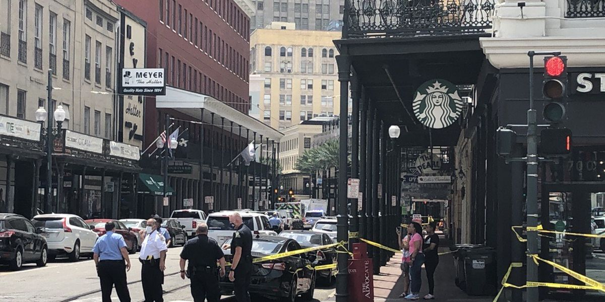 Fight in the middle of Canal St.; Business owners say crime in the area is too much