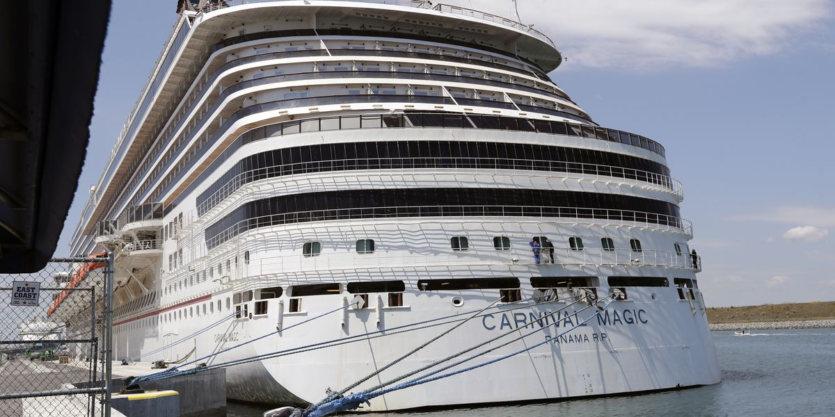 Carnival cancels most 2020 US cruises as CDC extends ban