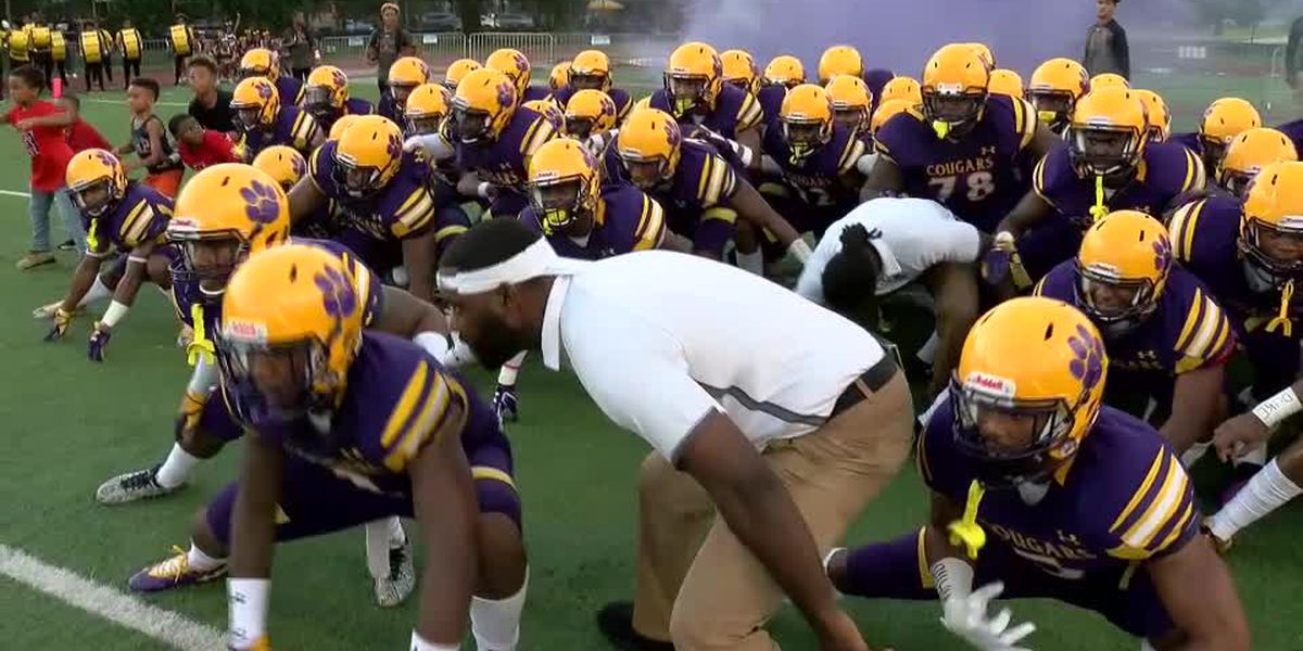Karr escapes with 18-14 victory over Landry-Walker