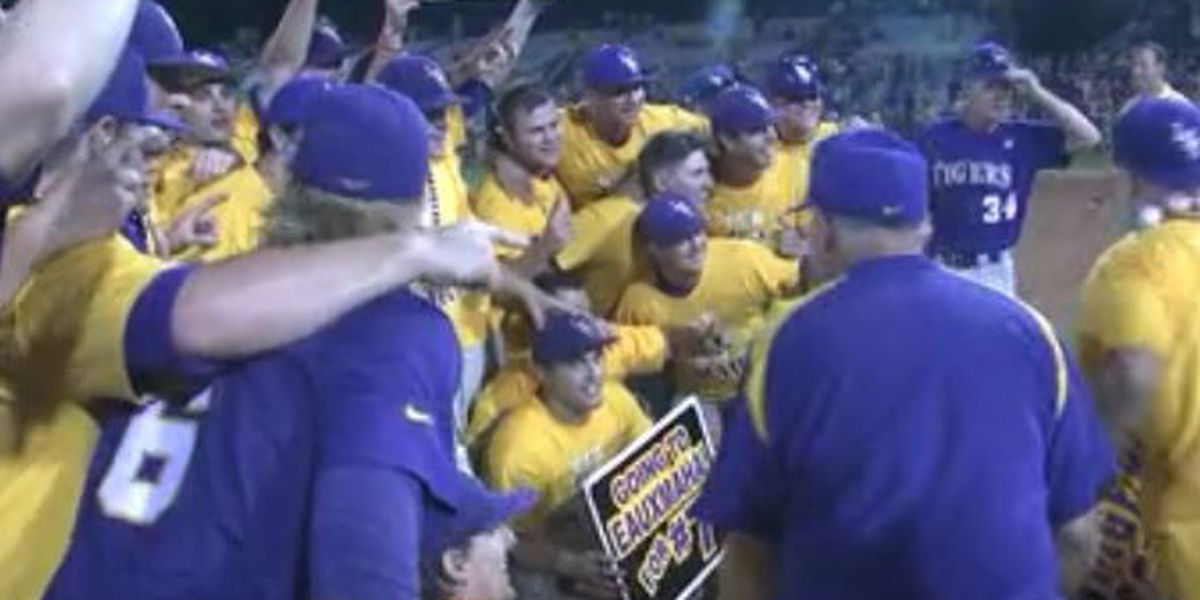 Tigers feel right at home in Omaha