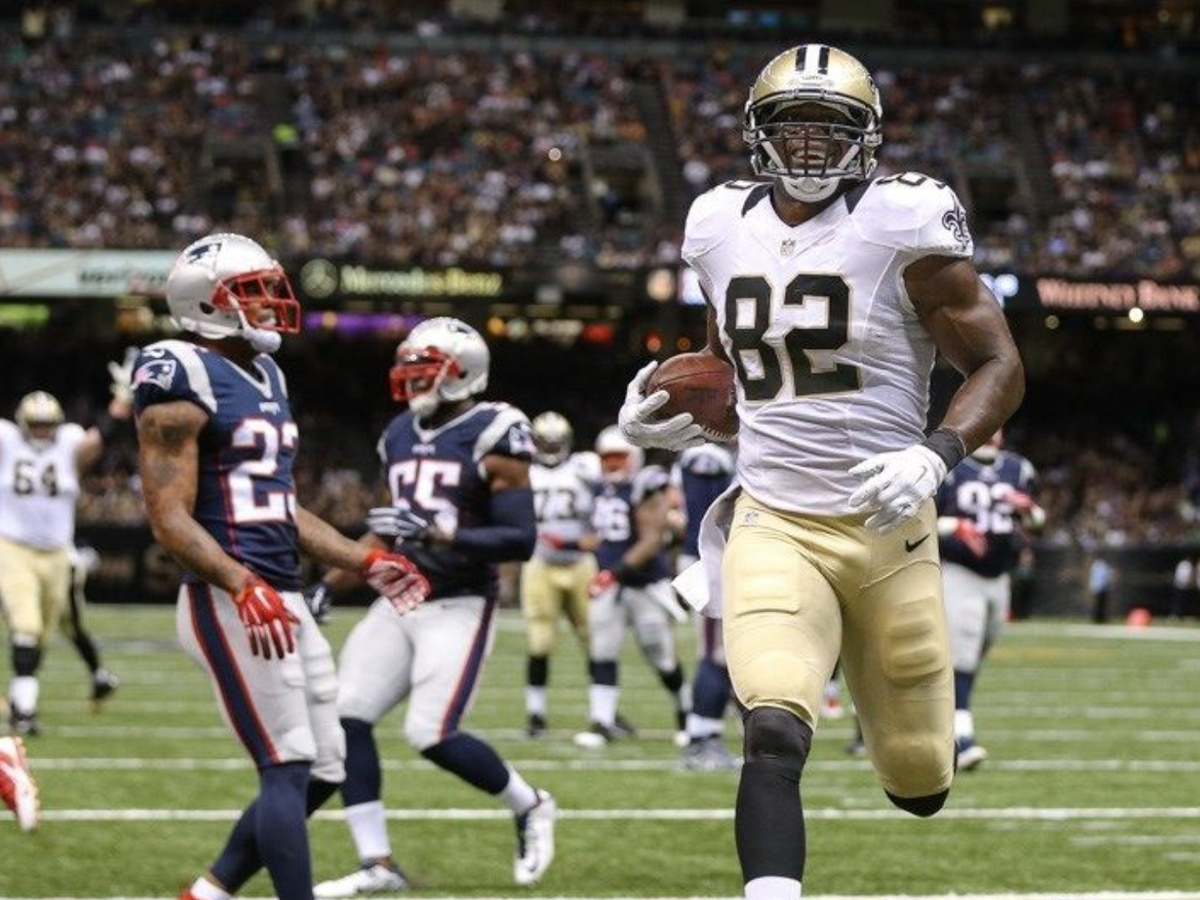 Report: Saints TE Ben Watson inactive for Sunday