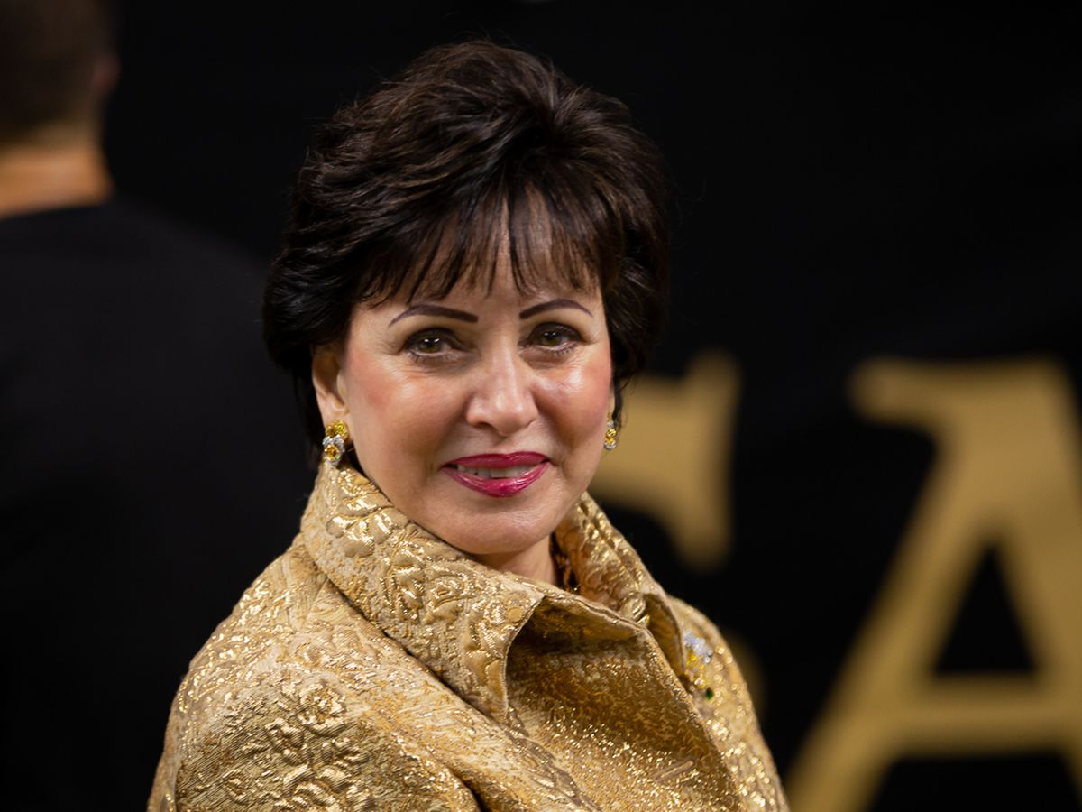 Saints and Pelicans owner Gayle Benson victim of attempted auto theft Uptown