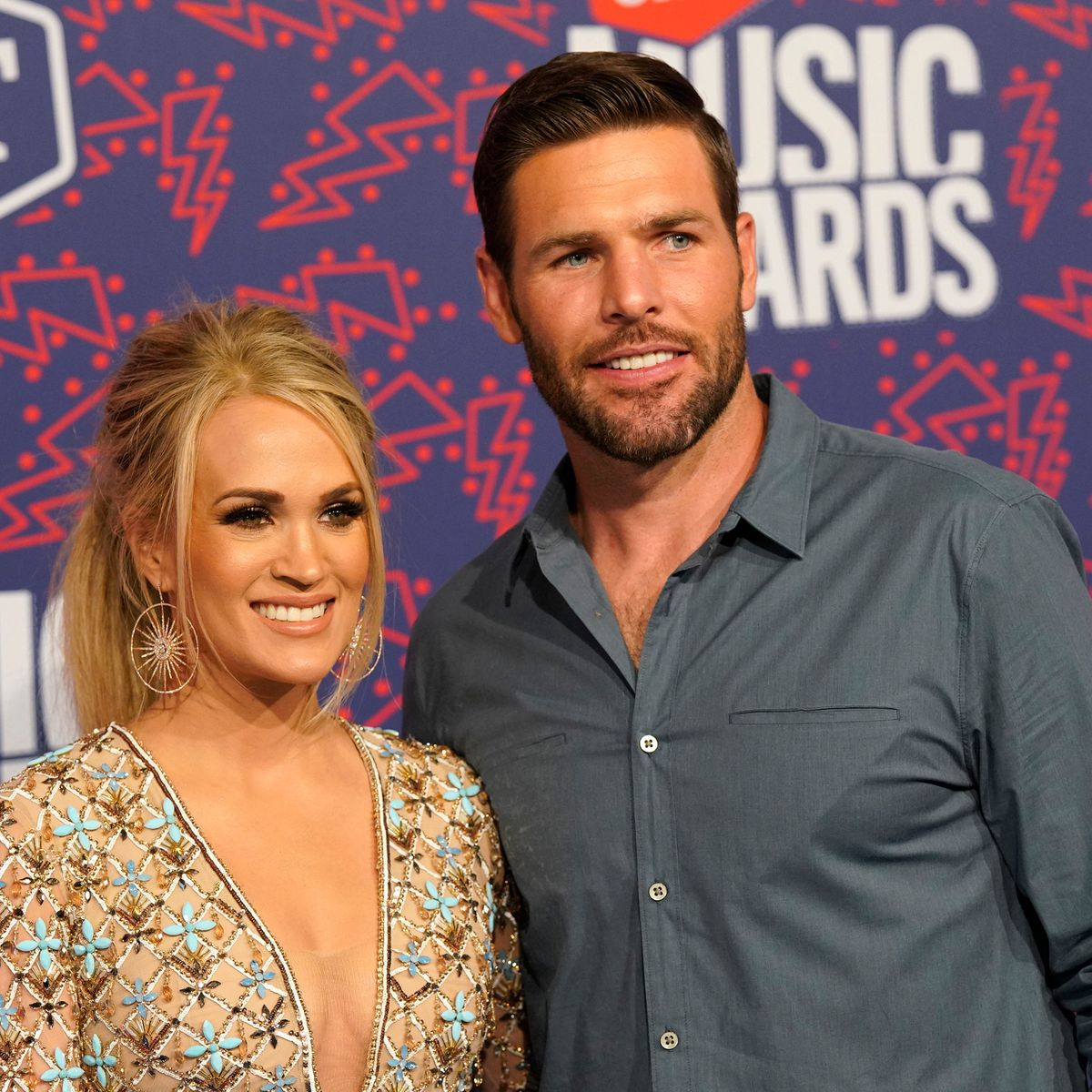 Carrie Underwood's baby loves her singing. Dad's, not so much
