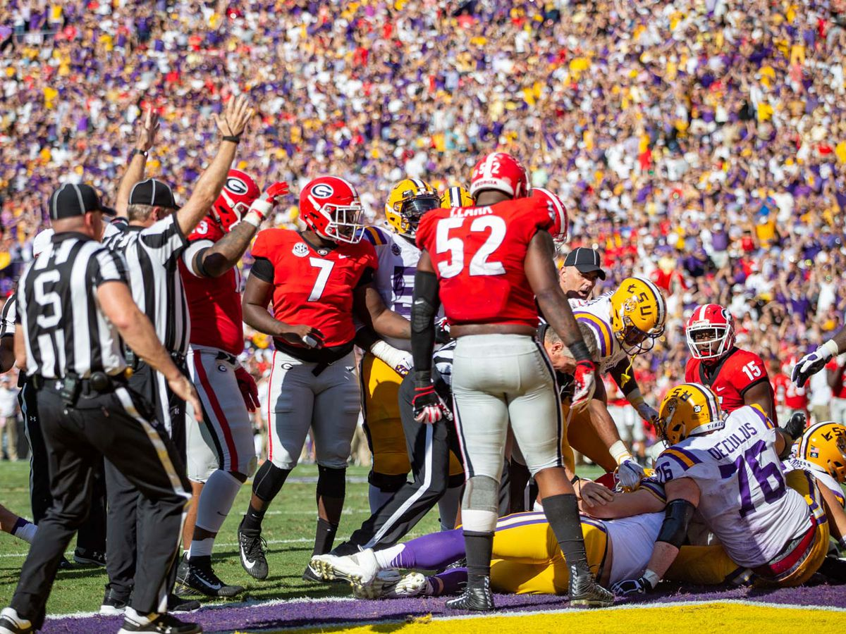 LSU moves up to No. 5 in Garland Gillen's AP poll