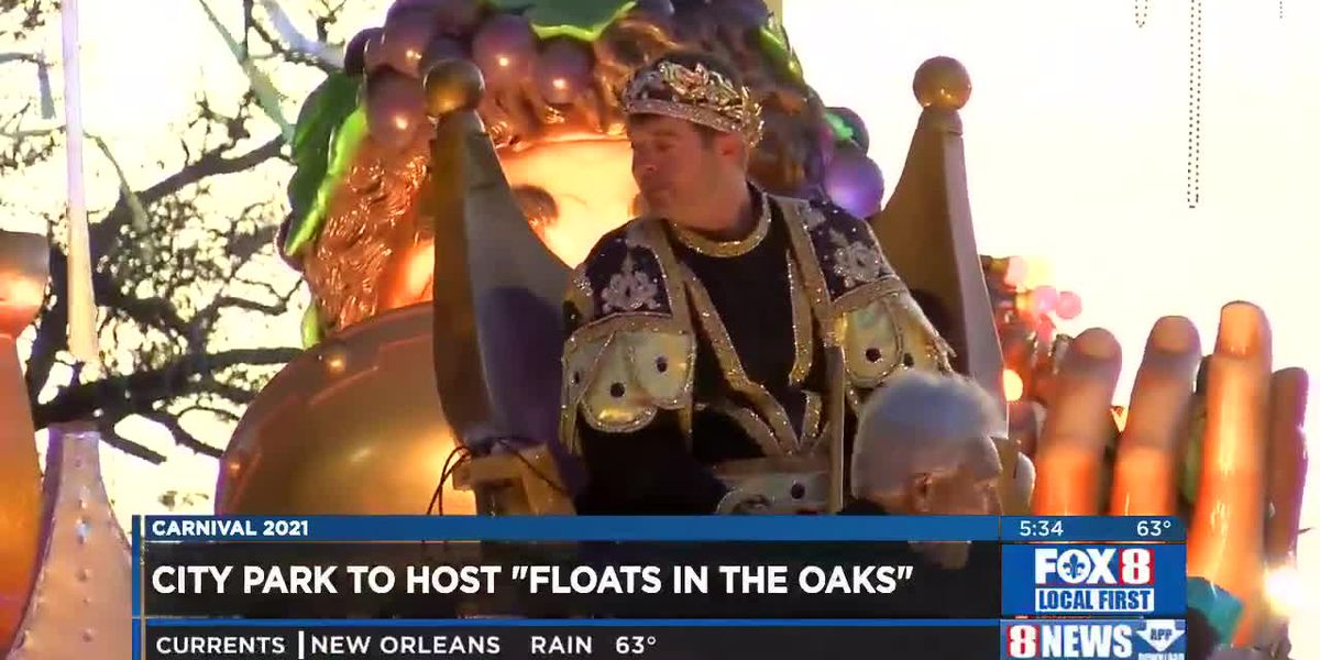 Tickets on sale for Floats in the Oaks
