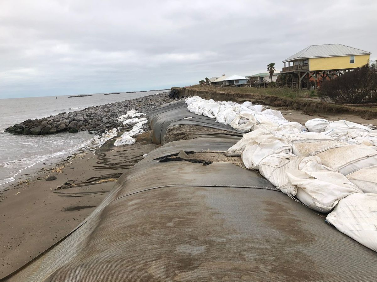 Grand Isle residents, officials face the aftermath of Zeta