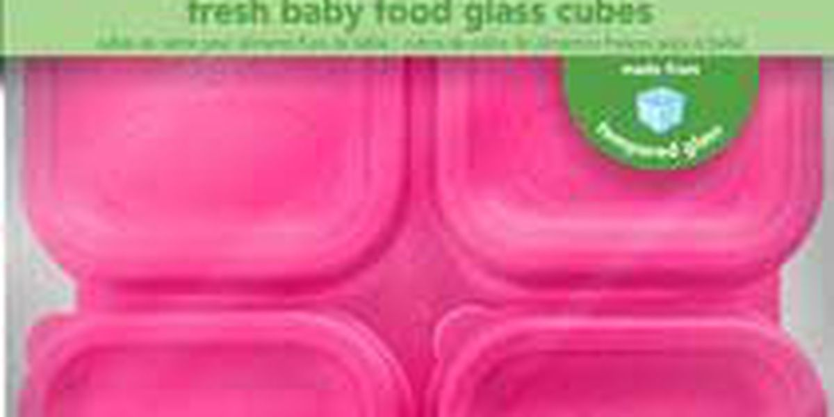 68,000 baby food containers recalled after reports of glass shattering