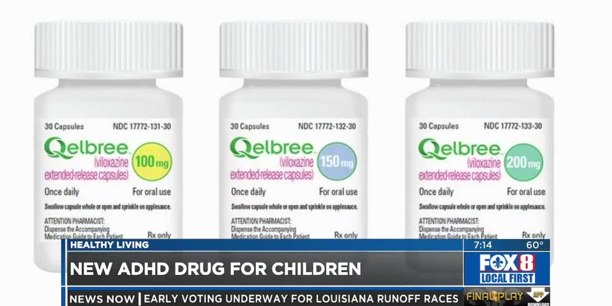 FDA approves first new ADHD drug for children in over a decade