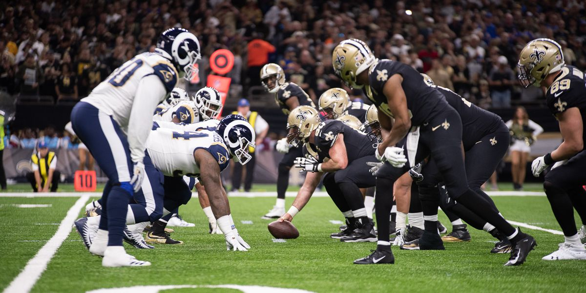 AP: Rams vs. Saints - Here's what's to look for
