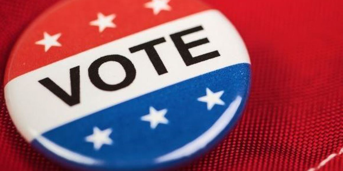 Early voting locations in Orleans Parish