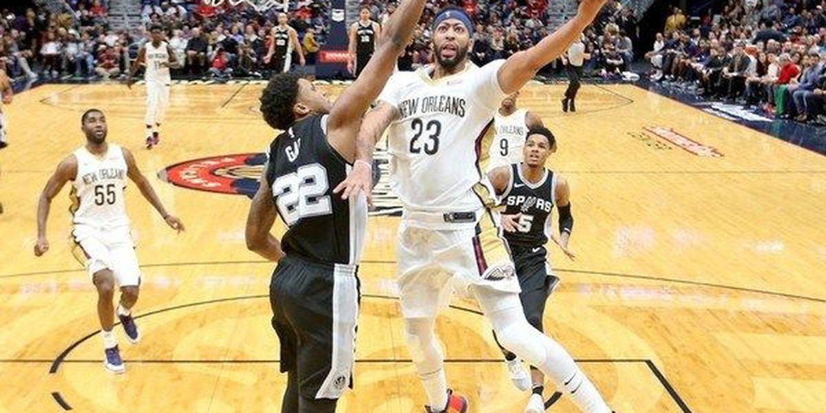 Davis suffers groin injury against the Jazz