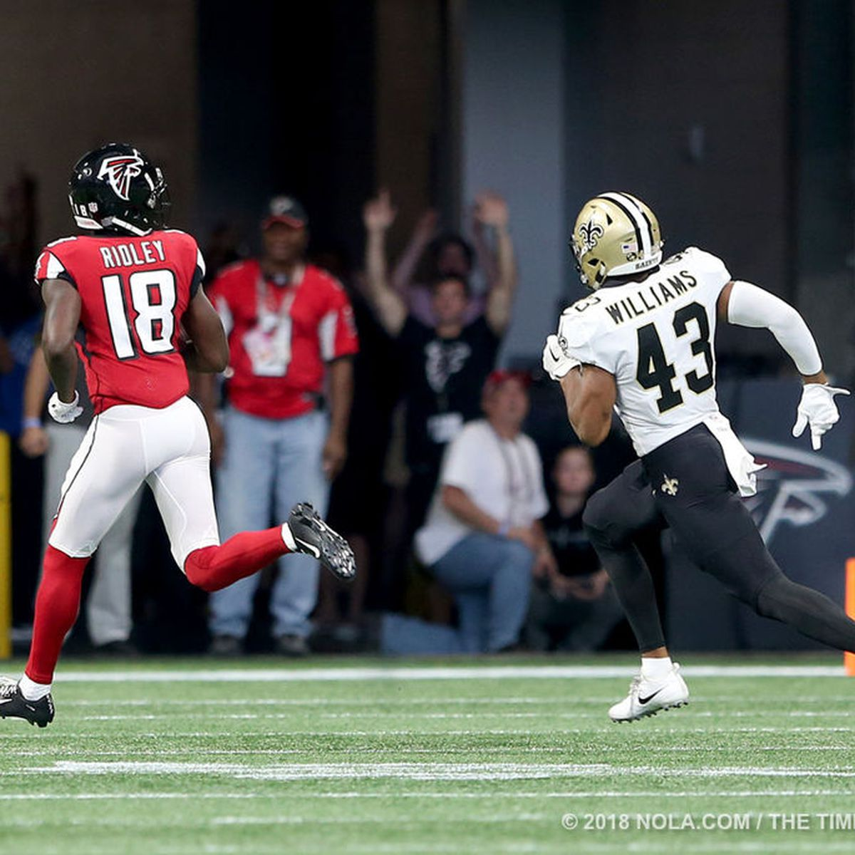 Payton needs to see more forced turnovers from the Saints defense