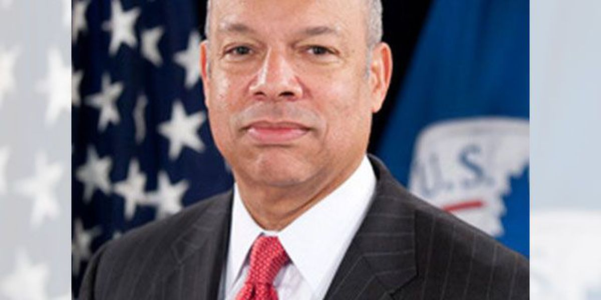 Homeland Security chief visits New Orleans after airport machete attack